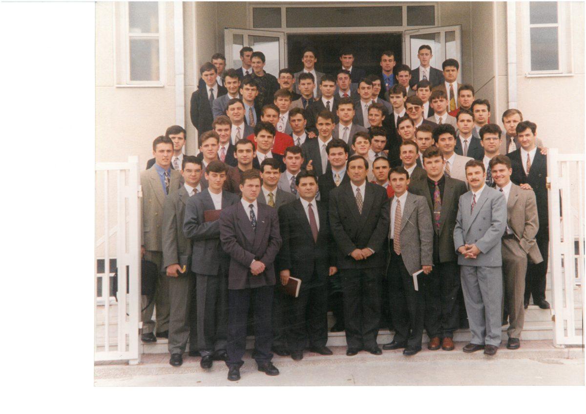 vizita studentilor ITPB la Arad